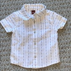 Tea Collection Indra Dobby Woven Shirt, 6-12M